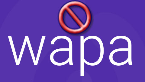 dar de baja wapa