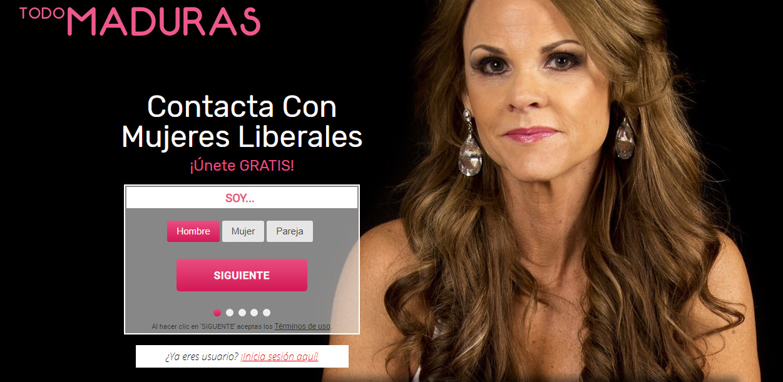 webs de mujeres maduras España