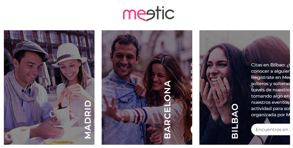 eventos meetic